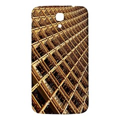 Construction Site Rusty Frames Making A Construction Site Abstract Samsung Galaxy Mega I9200 Hardshell Back Case