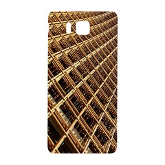 Construction Site Rusty Frames Making A Construction Site Abstract Samsung Galaxy Alpha Hardshell Back Case