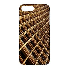 Construction Site Rusty Frames Making A Construction Site Abstract Apple Iphone 7 Plus Hardshell Case by Nexatart