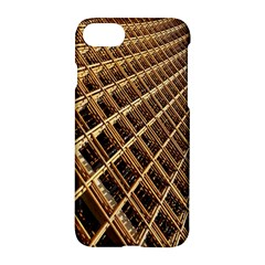 Construction Site Rusty Frames Making A Construction Site Abstract Apple Iphone 7 Hardshell Case by Nexatart