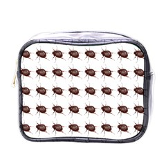 Insect Pattern Mini Toiletries Bags by Nexatart
