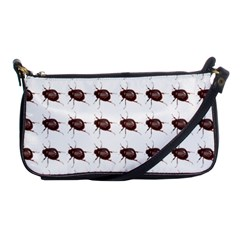 Insect Pattern Shoulder Clutch Bags by Nexatart