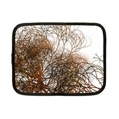 Digitally Painted Colourful Winter Branches Illustration Netbook Case (small)  by Nexatart