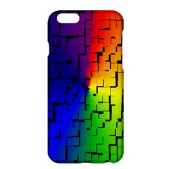 A Creative Colorful Background Apple Iphone 6 Plus/6s Plus Hardshell Case by Nexatart
