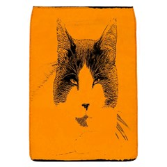 Cat Graphic Art Flap Covers (l)  by Nexatart