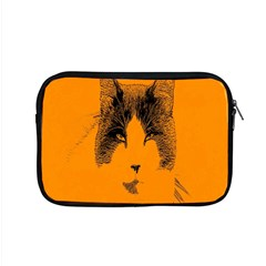 Cat Graphic Art Apple Macbook Pro 15  Zipper Case