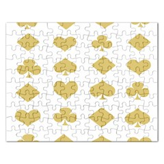 Card Symbols Rectangular Jigsaw Puzzl by Mariart