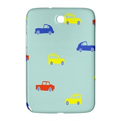 Car Yellow Blue Orange Samsung Galaxy Note 8 0 N5100 Hardshell Case  by Mariart