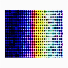 A Creative Colorful Background Small Glasses Cloth by Nexatart