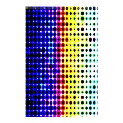 A Creative Colorful Background Shower Curtain 48  X 72  (small)  by Nexatart