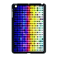 A Creative Colorful Background Apple Ipad Mini Case (black) by Nexatart