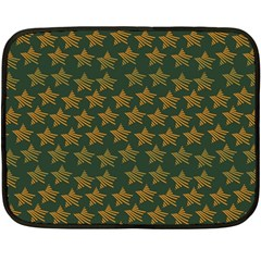 Stars Pattern Background Double Sided Fleece Blanket (mini)  by Nexatart
