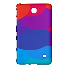Circles Colorful Balloon Circle Purple Blue Red Orange Samsung Galaxy Tab 4 (8 ) Hardshell Case  by Mariart