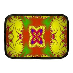 Digital Color Ornament Netbook Case (medium)  by Nexatart