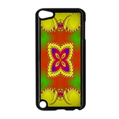 Digital Color Ornament Apple Ipod Touch 5 Case (black) by Nexatart