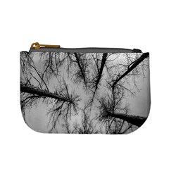 Trees Without Leaves Mini Coin Purses by Nexatart