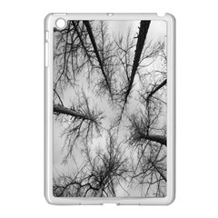 Trees Without Leaves Apple Ipad Mini Case (white) by Nexatart