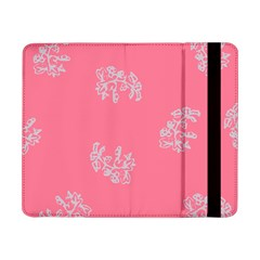 Branch Berries Seamless Red Grey Pink Samsung Galaxy Tab Pro 8 4  Flip Case by Mariart