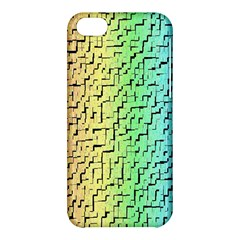 A Creative Colorful Background Apple Iphone 5c Hardshell Case by Nexatart