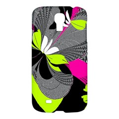 Abstract Illustration Nameless Fantasy Samsung Galaxy S4 I9500/i9505 Hardshell Case by Nexatart