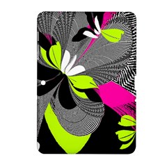 Abstract Illustration Nameless Fantasy Samsung Galaxy Tab 2 (10 1 ) P5100 Hardshell Case