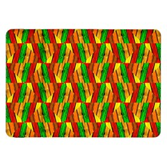 Colorful Wooden Background Pattern Samsung Galaxy Tab 8 9  P7300 Flip Case by Nexatart