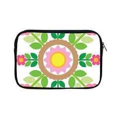 Flower Floral Sunflower Sakura Star Leaf Apple Ipad Mini Zipper Cases by Mariart