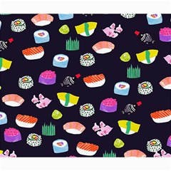 Japanese Food Sushi Fish Canvas 20  X 24   by Mariart