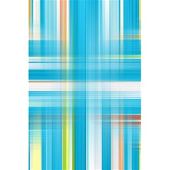 Lines Blue Stripes 5 5  X 8 5  Notebooks by Mariart