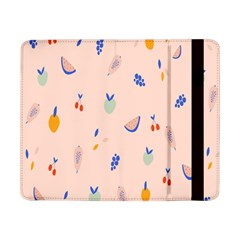 Papaya Apple Cherry Wine Fruit Pink Purple Samsung Galaxy Tab Pro 8 4  Flip Case by Mariart