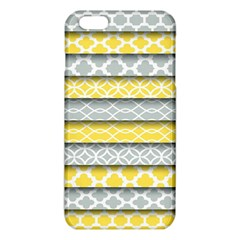 Paper Yellow Grey Digital Iphone 6 Plus/6s Plus Tpu Case by Mariart