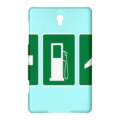Traffic Signs Hospitals, Airplanes, Petrol Stations Samsung Galaxy Tab S (8 4 ) Hardshell Case  by Mariart
