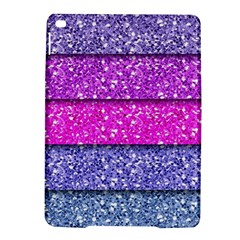 Violet Girly Glitter Pink Blue Ipad Air 2 Hardshell Cases