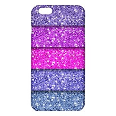 Violet Girly Glitter Pink Blue Iphone 6 Plus/6s Plus Tpu Case by Mariart