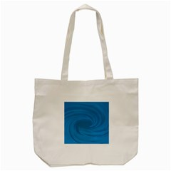 Whirlpool Hole Wave Blue Waves Sea Tote Bag (cream) by Mariart