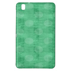 Polka Dot Scrapbook Paper Digital Green Samsung Galaxy Tab Pro 8 4 Hardshell Case by Mariart