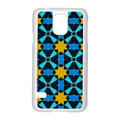 Stars Pattern      			samsung Galaxy S5 Case (white) by LalyLauraFLM