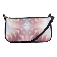 Neonite Abstract Pattern Neon Glow Background Shoulder Clutch Bags by Nexatart