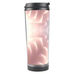 Neonite Abstract Pattern Neon Glow Background Travel Tumbler by Nexatart