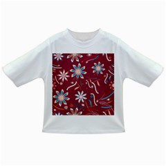 Floral Seamless Pattern Vector Infant/toddler T Shirts