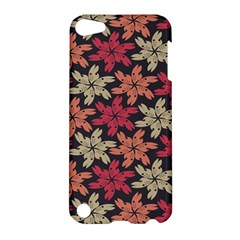 Floral Seamless Pattern Vector Apple Ipod Touch 5 Hardshell Case by Nexatart