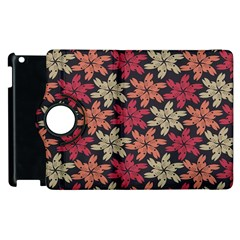Floral Seamless Pattern Vector Apple Ipad 3/4 Flip 360 Case by Nexatart