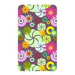 Floral Seamless Pattern Vector Memory Card Reader by Nexatart