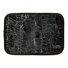 Old Black Background Netbook Case (medium)  by Nexatart
