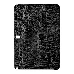Old Black Background Samsung Galaxy Tab Pro 12 2 Hardshell Case by Nexatart