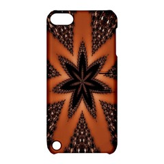 Digital Kaleidoskop Computer Graphic Apple Ipod Touch 5 Hardshell Case With Stand