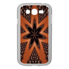Digital Kaleidoskop Computer Graphic Samsung Galaxy Grand Duos I9082 Case (white) by Nexatart