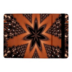 Digital Kaleidoskop Computer Graphic Samsung Galaxy Tab Pro 10 1  Flip Case by Nexatart