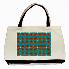 Floral Seamless Pattern Vector Basic Tote Bag by Nexatart