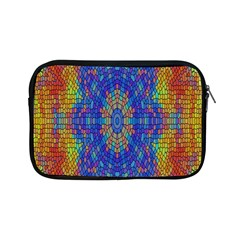 A Creative Colorful Backgroun Apple Ipad Mini Zipper Cases by Nexatart